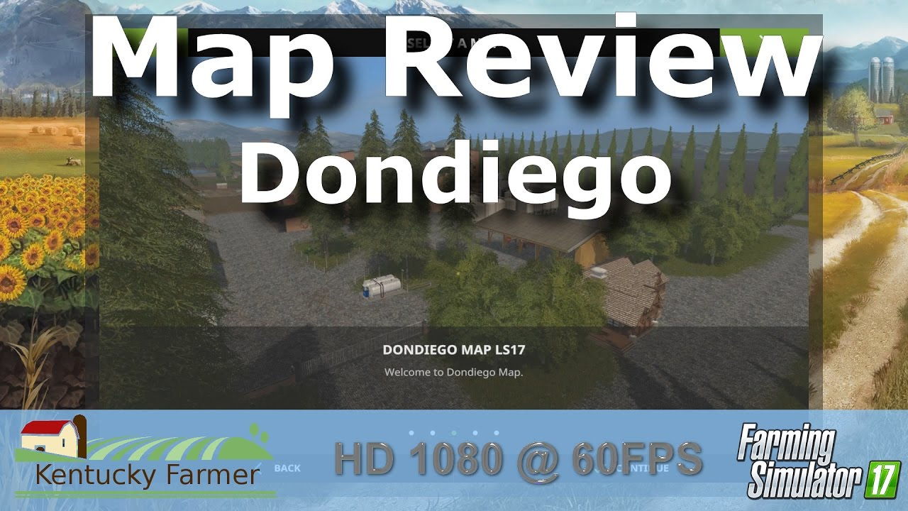 Canadian Map Fs17%0A FS   Dondiego Map Review