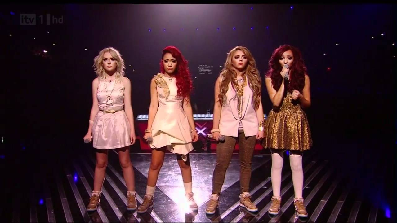 Could This Be Little Mix's Winner's Single?