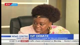 Suba Northern MP Millie Odhiambo's Bill to criminalise human cloning