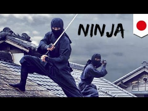 WEIRDEST Video of Real Ninjas Training - Inside ACTUAL Dojo | Ninjutsu Japanese Martial Arts Spar