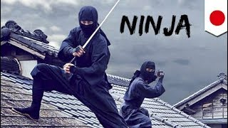 WEIRDEST Video of Real Ninjas Training - Inside ACTUAL Dojo  Ninjutsu Japanese Martial Arts Spar