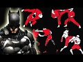 How many fighting styles does Batman know in Batman: Arkham Knight?