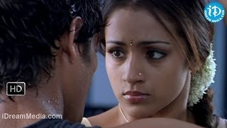 Nuvvostanante Nenoddantana Movie - Trisha, Siddharth, Sunil Comedy Scene