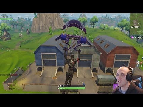 Everyone at Dusty Depot!  Fortnite Funny Fails and Best Moments