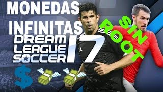 Monedas Infinitas En Dream League Soccer 2017 / ACTUALIZADO/ SIN ROOT/