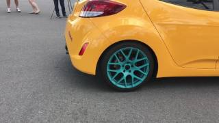 veloster exhaust competition