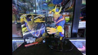 [Unboxing]&[Review] MY HERO ACADEMIA THE AMAZING HEROES vol.5 ALL MIGHT #138
