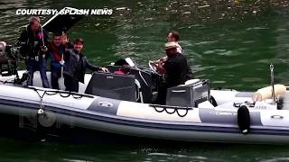 Tom Cruise Shooting WATER STUNT For Mission Impossible 6 | FULL VIDEO