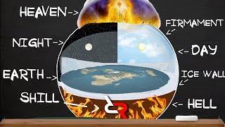 FNF [#24] Red's Rhetoric Returns to Flat Earth Debates