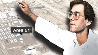 """5 Alleged AREA 51 """"Ex-Employees"""" Who Went On Record (Bob Lazar)..."""
