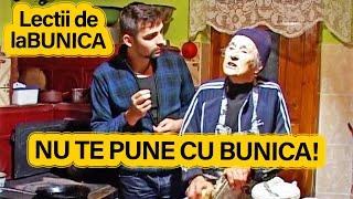 Lectii de viata cu Bunica in bucatarie | Realitatea din bucataria bunicii