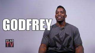 Godfrey Laughs at DJ Vlad's Story About a Gay Guy Biting His Shoulder (Part 3)