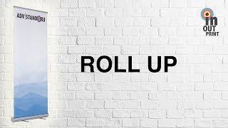 Roll Up стенд