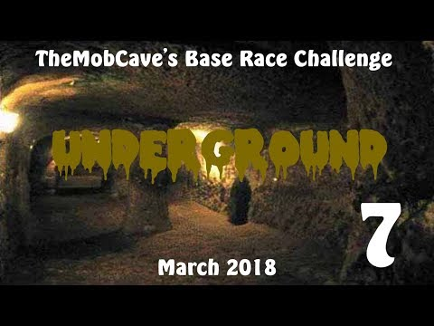 Base Race March - Underground - Ep.7 - Batty McBat Bat Saves My Butt!