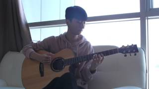 (BTS) 봄날 Spring Day - Sungha Jung