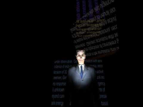 Half-Life 2 BETA (2001-2002) Creepy Training Room??? (Gman Beta Jump Scare)