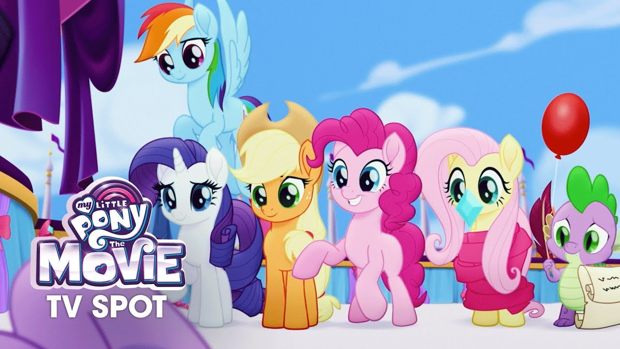 My Little Pony The Movie 2017 Official Tv Spot Behind The