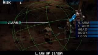 Vagrant Story-Some quick gameplay