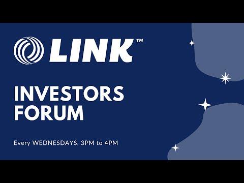 LINK Investors' Forum, EP 3
