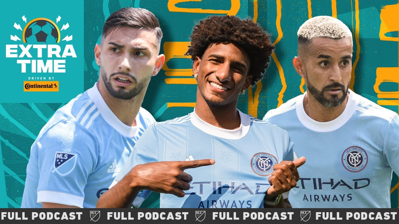 NYCFC is poised for a breakout as MLS resumes