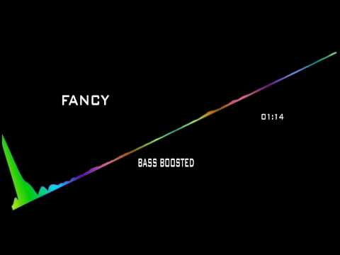 Iggy Azalea -Fancy (Bass Boosted)