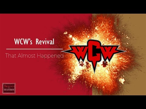 WCWs RevivalRelaunch PPV That Almost Happened  Behind The Titantron