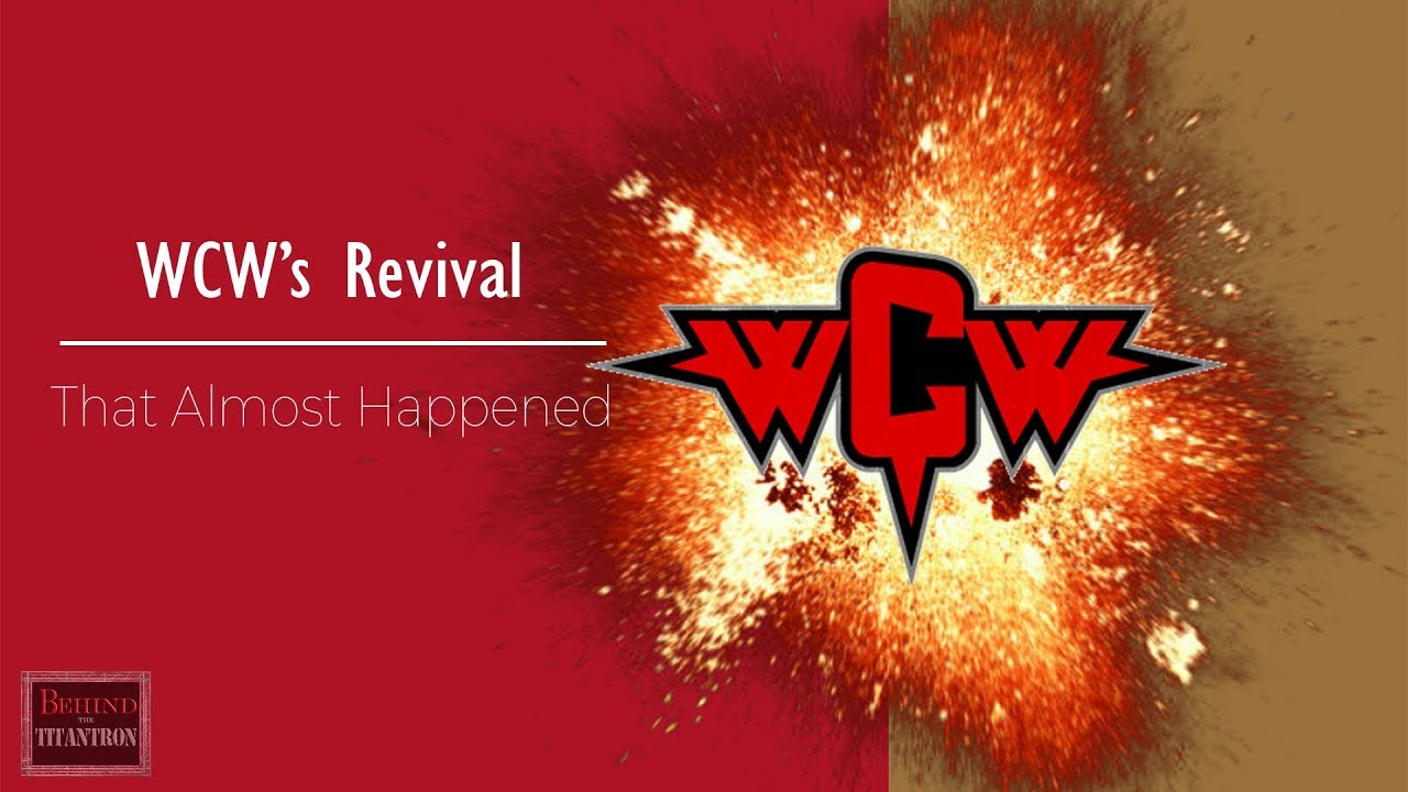 WCW's Revival/Relaunch PPV That Almost Happened - Behind The Titantron