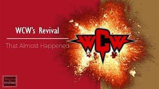 Zapętlaj WCW's Revival/Relaunch PPV That Almost Happened - Behind The Titantron   Wrestlelamia