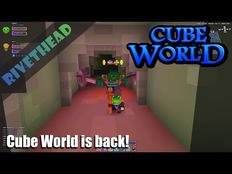 Cube world is back!