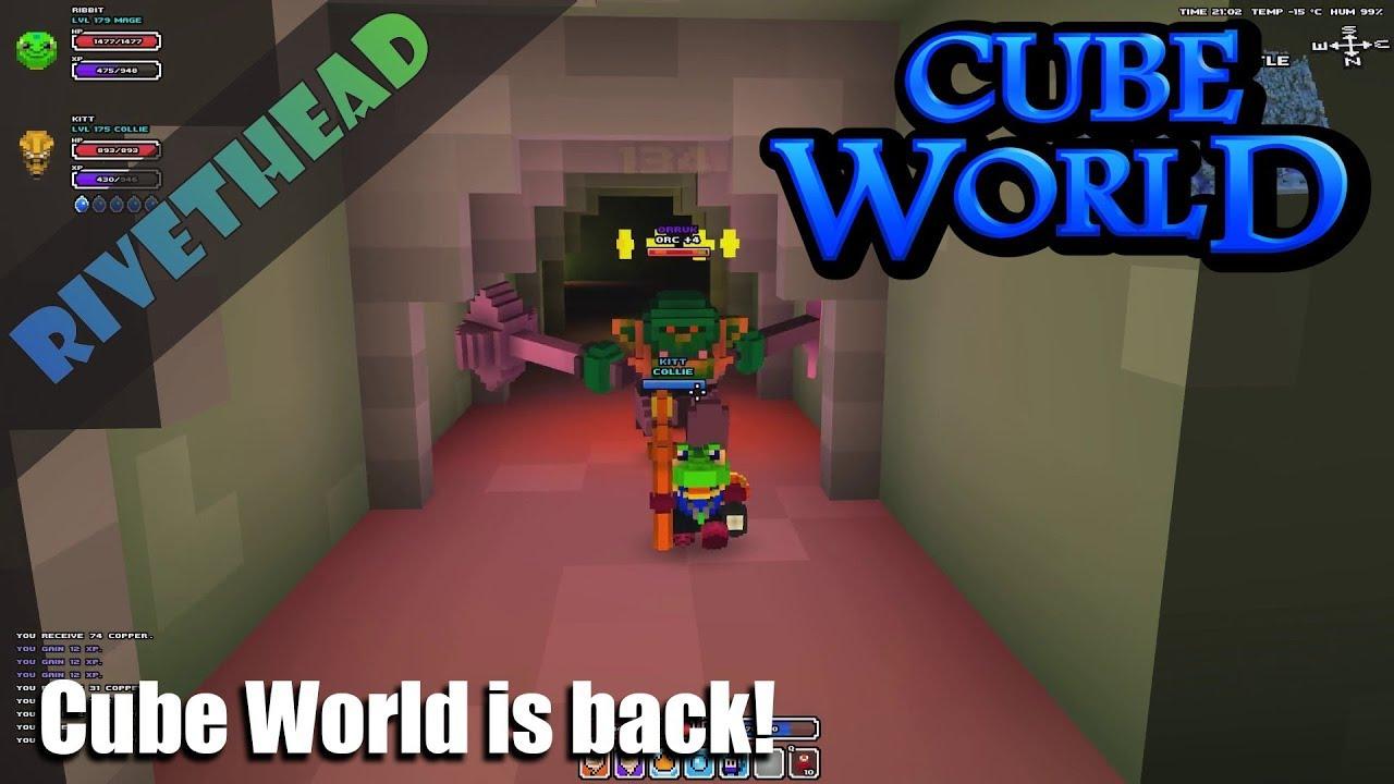 cube world cracked multiplayer
