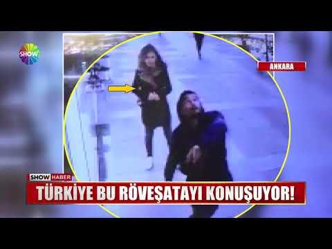 Türkiye bu röveşatayı konuşuyor!