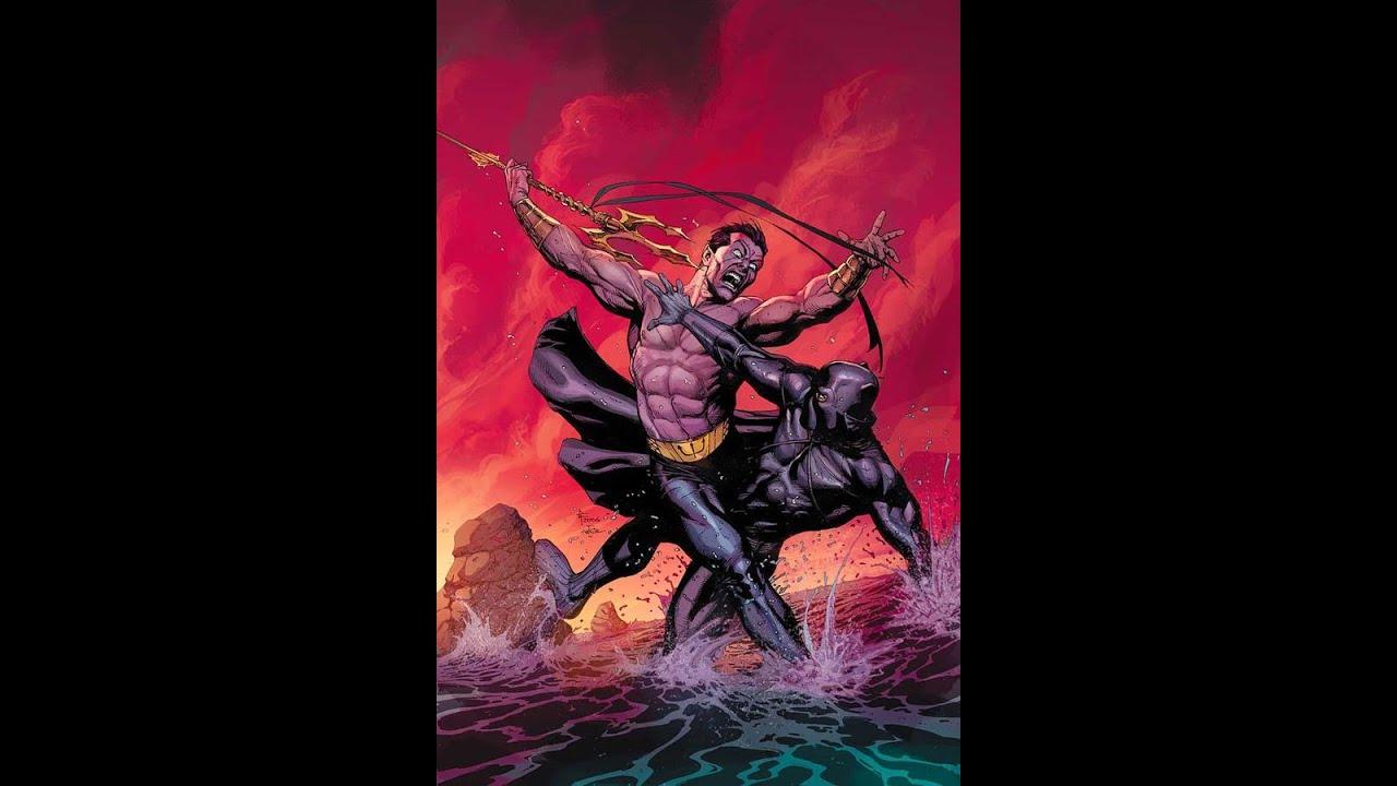 Namor vs Black Panther - YouTube - photo#10