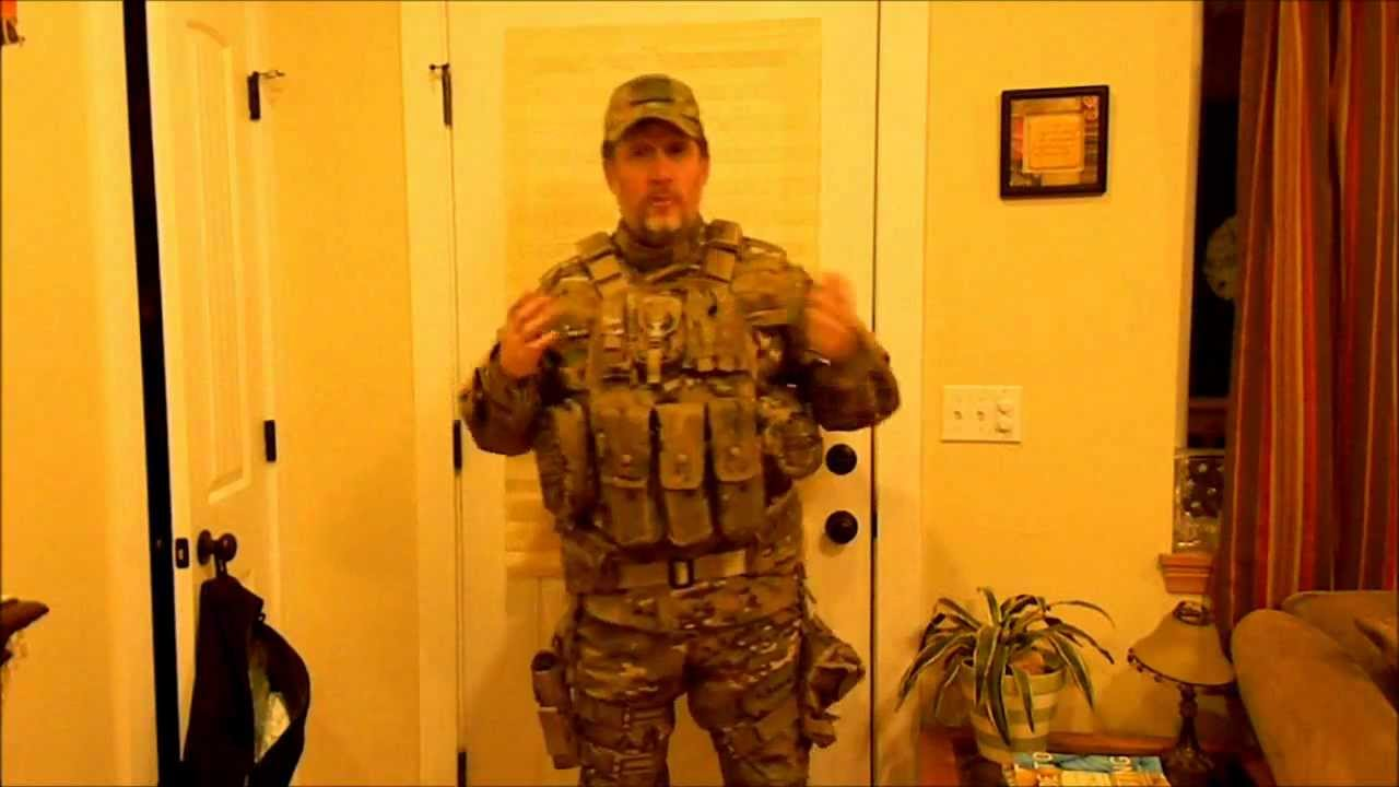 SHTF WROL NSIG Multicam Load Out Rig - YouTube