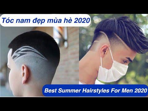 15 Kiểu Tóc Nam Đẹp Mùa Hè 2020   Best Summer Hairstyles For Men 2020