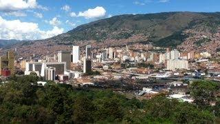 Medellin, La Ciudad De La Eterna Primavera. (Listo Medellin - Grupo Niche)