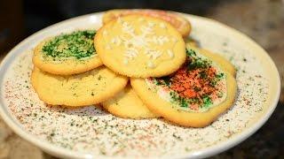 Galletas de azúcar/Sugar cookies SIN AZUCAR! Receta Navideñas a la Low Carb