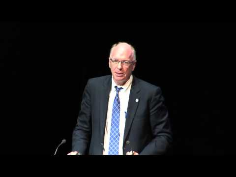 Vision 2050: The Future Of Canada's Electricity System -Jim Burpee, Canadian Electricity Association