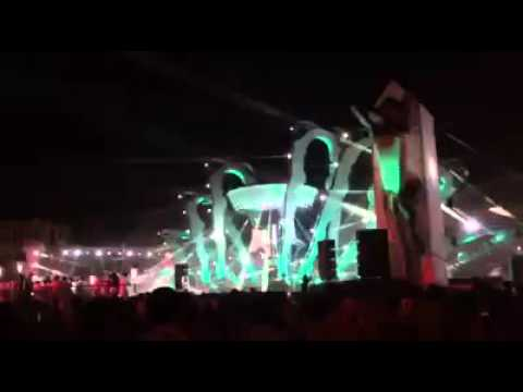 Sensation Afrojack Live In Hyderabad / India | Music Festival