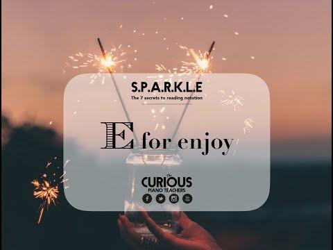 #8 | E for Enjoy [+ Teacher Workbook]