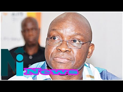Publish property list, owners before selling, Fayose tells FG