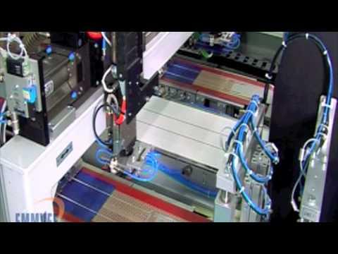 EMMVEE Photovoltaic Modules Plant