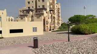 Дубай. Район Ремрам. За сахаром)
