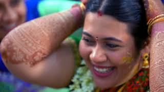 AKS Krishnan & Anjana Sriram Marriage lipdub HD