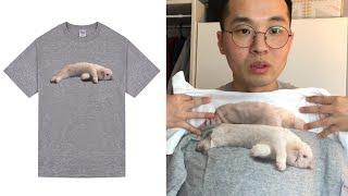 주문 제작 티셔츠는 얼마나 …