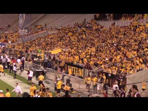 2016 Sun Devil Stadium Ingress