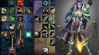 Vanilla Wow Quick Guide Hunter Leveling Talents