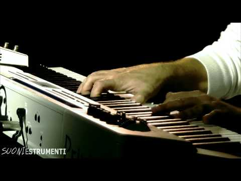 Foorte Touring Organ