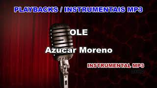 ♬ Playback / Instrumental Mp3 - OLE - Azucar Moreno