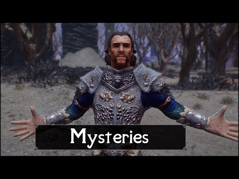 Skyrim: 5 Unsettling Mysteries You May Have Missed in The Elder Scrolls 5 (Part 9) – Skyrim Secrets thumbnail