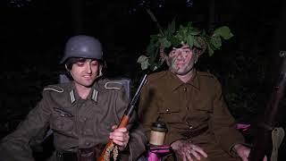 "Behind The Scenes of ""Unfriendly Fire"". A short World War 2 film"